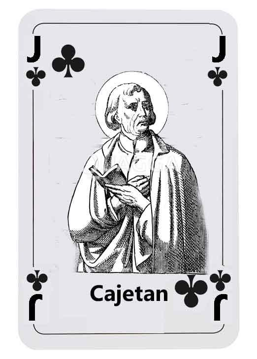 Der Heilige Cajetan