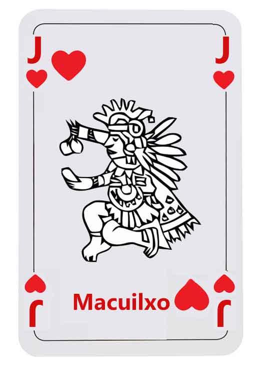 Macuilxochitl - Götter und Glücksspiel
