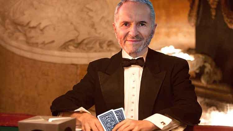 Allan woods Reichste Glückspieler der Welt