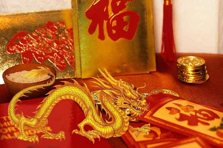 15 chinesische Glücksbringer