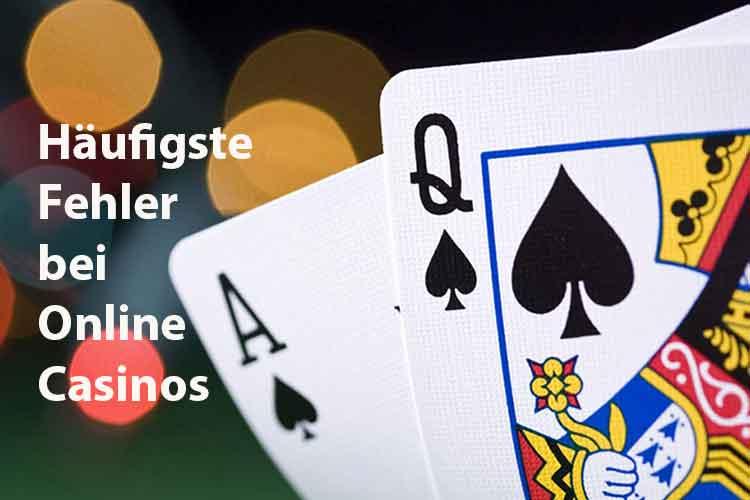 Read more about the article Die 5 häufigsten Fehler bei Online Casinos und wie man sie vermeidet.